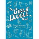 【预订】The Girls' Doodle Book: Over 100 Pictures to