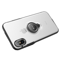 苹果x手机壳iPhonex8x全包防摔薄带指环硅胶男软