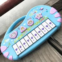 玩具音乐琴1-3岁0早教6儿童电子琴宝宝9个月早教迷你钢琴