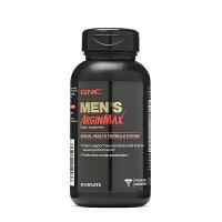 美��直�](20年4月) GNC健安喜 男性精氨酸��化�I�B片 男性保健品 提升精力 90粒 海外�