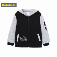 巴拉巴拉童装男童棉衣棉袄儿童秋冬2017新款宝宝加厚保暖棉服外套