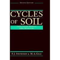 【预订】Cycles Of Soil: Carbon, Nitrogen, Phosphorus, Sul