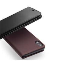 包邮支持礼品卡 OPPO R17手机壳 真皮 R17 Pro手机套翻盖插卡防摔商务保护套