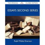 【预订】Essays Second Series - The Original Classic Edition