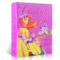 灰姑娘立体书 英文原版 绘本 Cinderella Pop Up book 3D 英文版 少儿儿童英文英语绘本 绘本儿