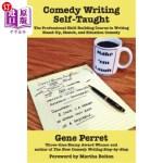 【中商海外直订】Comedy Writing Self-Taught: The Professional Skill-