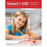 【预订】Rumack's SSAT Preparation Workbook: Study Guide and Pra