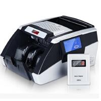 得力3912 点钞机 得力验钞机 智能触模屏 自动清洁 防伪点钞机