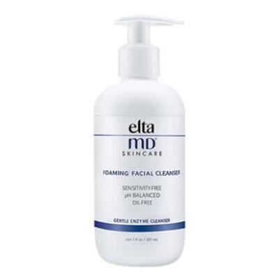 美国EltaMD泡沫洗面奶 清洁毛孔 冬季护肤 防晒补水保湿 可支持礼品卡