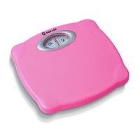 香山人体健康秤_机械人体秤BR2005_家用体重秤 粉色