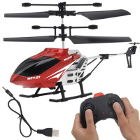 SYMA司马航模无人电动遥控飞机儿童合金耐摔充电直升机模型玩具礼物