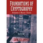 【预订】Foundations of Cryptography: Volume 1, Basic Tools