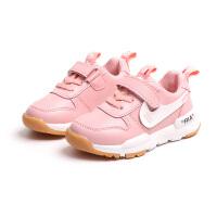 男童加绒软底学步鞋女童鞋秋冬婴儿小童宝宝鞋子男1-3岁