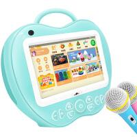 早教机0-6岁 WIFI早教按键故事机 儿童玩具视频播放机跟读机娱乐机器话筒机