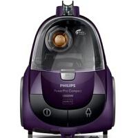 飞利浦吸尘器家用卧式强力大功率吸力1600W无耗材水洗滤网FC8472