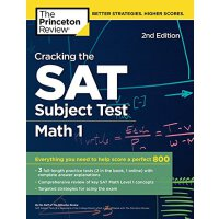 Cracking the SAT Subject Test in Math 1, 2nd Edition 破解SAT数