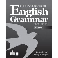 Fundamentals of English Grammar Student Book Vol. A with Au