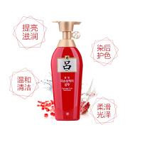 韩国进口 吕(Ryo) 红吕染烫修复损伤洗发水 400ml/瓶 修复受损 改善毛躁