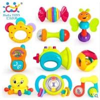 维莱 汇乐939宝宝摇铃玩具礼盒安全新生儿早教婴儿玩具0-1
