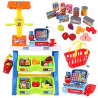 收银机过家家儿童玩具仿真收款机玩具超市收银机玩具女孩
