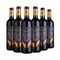 拉维泽古堡AOP级 法国波尔多干红葡萄酒 750ml*6整箱装