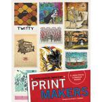 【预订】Contemporary American Print Makers