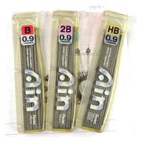 日本派通C259活动自动铅笔芯0.9mm自动铅芯 HB/B/2B 36支装