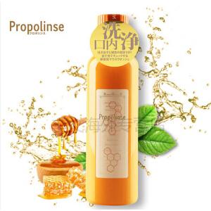 原装进口Propolinse比那氏蜂胶复合漱口水 一瓶装 /600ml*1