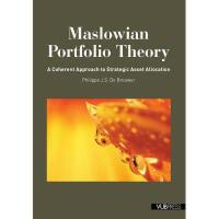 【预订】Maslowian Portfolio Theory: A Coherent Approach to