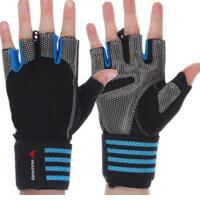 健身手套半指运动透气手套男女单杠锻炼哑铃器械护腕训练