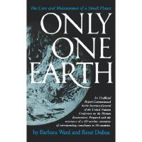 【预订】Only One Earth: The Care and Maintenance of a Small