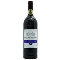 拉维亭美乐干红葡萄酒 法国原瓶进口 750ml