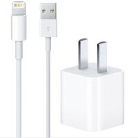 【当当自营】Apple 苹果 5W USB 电源适配器+Lightning to USB iPhone/iPad/iP