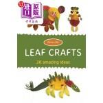 【中商海外直订】Leaf Crafts