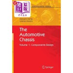 【中商海外直订】The Automotive Chassis: Volume 1: Components Design