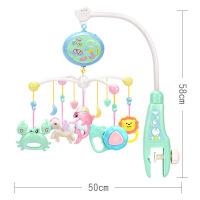 婴儿床铃音乐旋转摇铃0-3-6个月新生儿玩具男孩女宝宝床头铃
