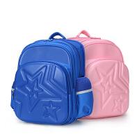 卡拉羊书包小学生男女儿童小孩双肩包背包1-3-4-6年级低年级减负护脊CX2713
