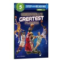 的篮球运动员 兰登5阶英文原版 Basketball's Greatest Players
