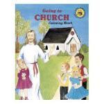 【预订】Going to Church Coloring Book
