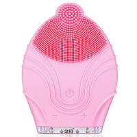 金稻(KINGDOM)KD308 硅胶洁面仪粉色