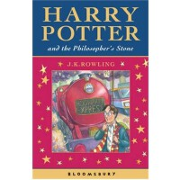 英文原版 Harry Potter and the Philosopher's Stone 1 哈利波特与魔法石(英国儿