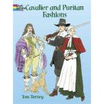 【预订】Cavalier and Puritan Fashions