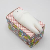 日本小海豹团子君动物团子整蛊小玩具发泄球减压玩具创意礼物软萌 均码