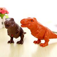 侏罗纪元恐龙小风扇霸王龙电动usb充电风扇手拿男孩儿童玩具风扇