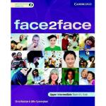 【预订】Face2face Upper Intermediate Student's Book [With
