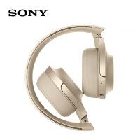 Sony/索尼 WH-H800 头戴式蓝牙耳机无线手机重低音通话