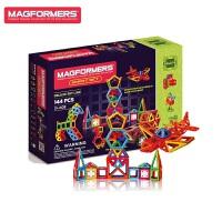 韩国 Magformers麦格弗儿童磁力片套组宝宝早教磁性积木玩具3岁+
