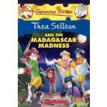 【预订】Thea Stilton and the Madagascar Madness