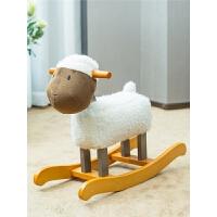儿童摇马木马儿童摇摇马玩具摇摇椅礼物实木