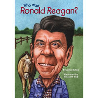 Who Was Ronald Reagan?罗纳德・里根ISBN9780448433448